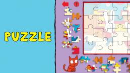 Jeux vidéos pour enfants de 3 à 6 ans puzzle